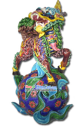 Chinese Cochin Ceramics-Kylin King