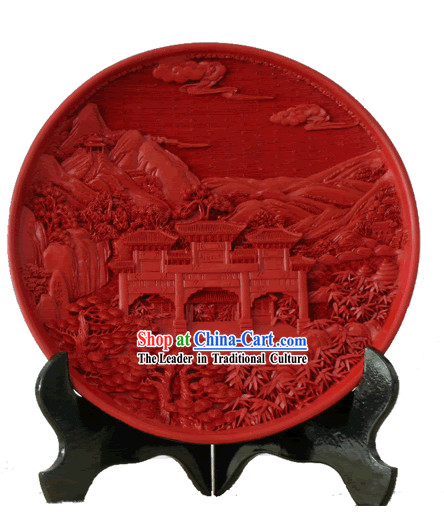 Beijing Palace Lacquer Works-Ming Dynasty Architecture