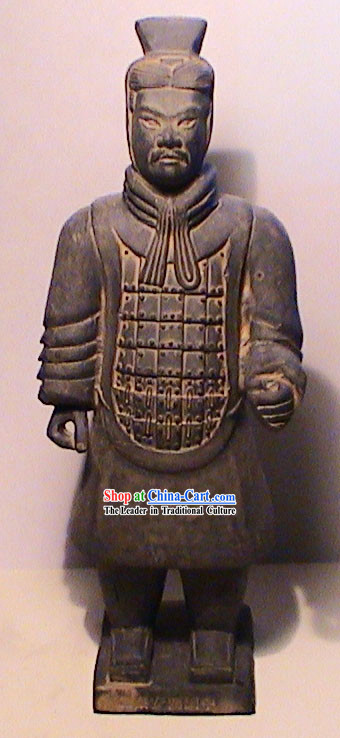 Xian Classical Terra Cotta Warrior Series-Army Chief