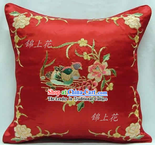 Cushion Cover of Chinese Traditional Wedding