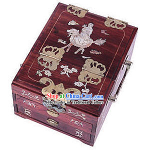 Chinese Chopsticks Box and Jewel Caskets-Travelling Ancient People