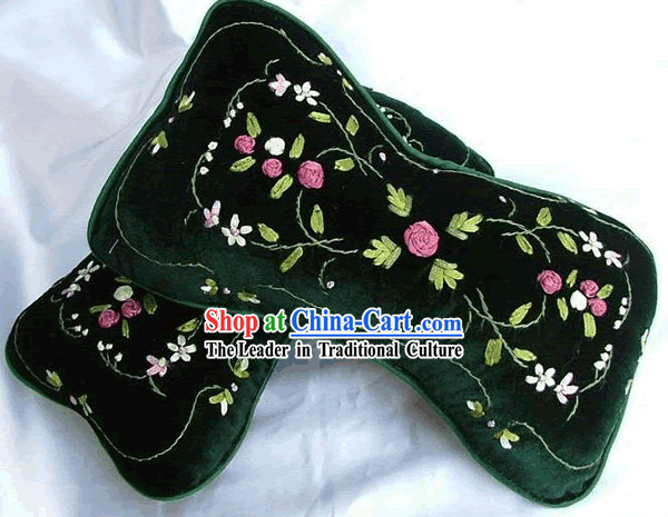 Chinese Handmade Embroidery Car Pillow