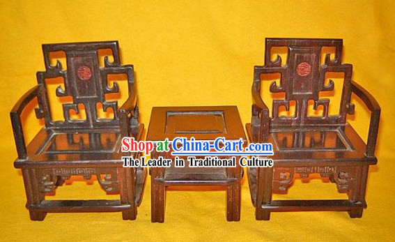 Chinese Classic Hand Carved Lucky