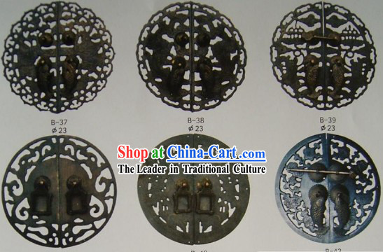 Chinese Archaize Copper Furniture Supplement Home Decoration 21