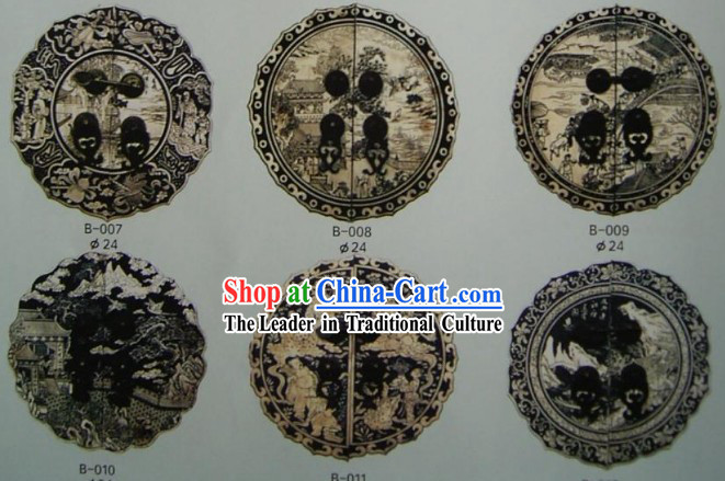 Chinese Archaize Copper Furniture Supplement Home Decoration 25
