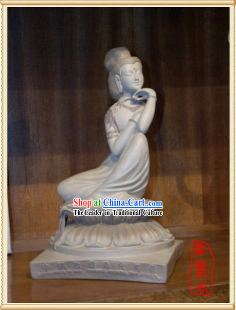 China Dunhuang Handicraft Statue-Buddha