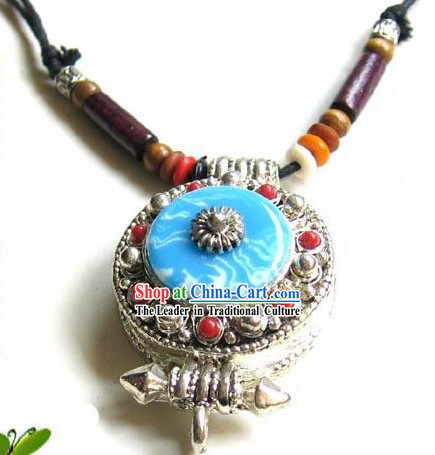 Tibetan Ancient Type Necklace