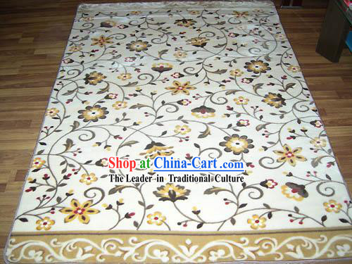 Art Decoration Chinese Lucky Red Wedding Carpet _142_200cm_