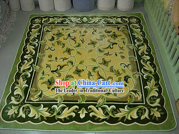 Art Decoration Chinese Thick Nobel Palace Carpet_Rug _180_168cm_