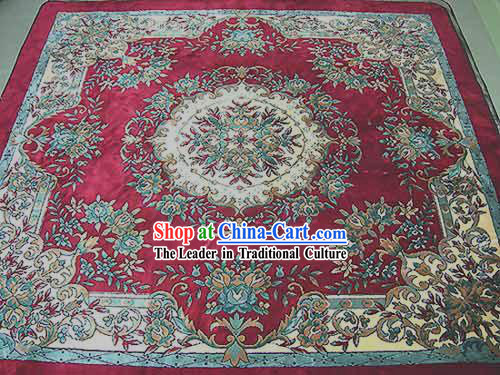 Art Decoration Chinese Thick Nobel Palace Carpet_Rug _175_185cm_
