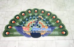 Art Decoration Chinese Hand Made Large Tapestry_Carpet _150cm_85cm_
