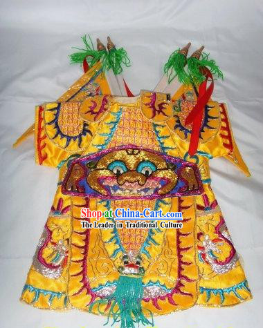 Chinese Hand Made Puppet Costumes 1
