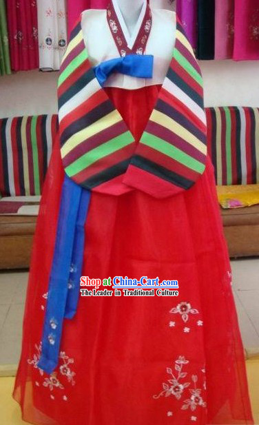 Korean Classic 100_ Handmade Korean Hanbok for Woman