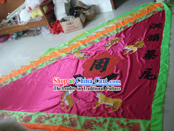 Custom Made Traditional Large Banners