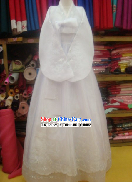 Korean 100_ Handmade Korean Hanbok for Couple-Love Forever
