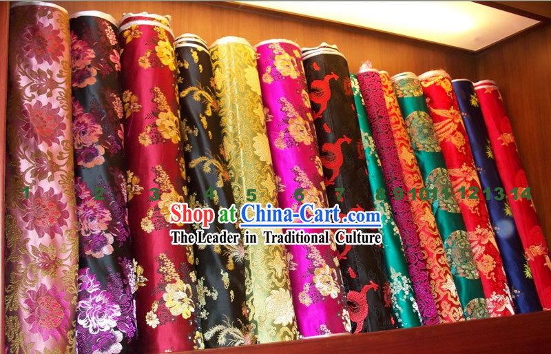 Chinese Traditional Clothes Fabrics