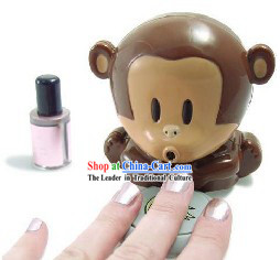 Monkey Nail Blow Dry Machine _Blower_ - Christmas and New Year Gift
