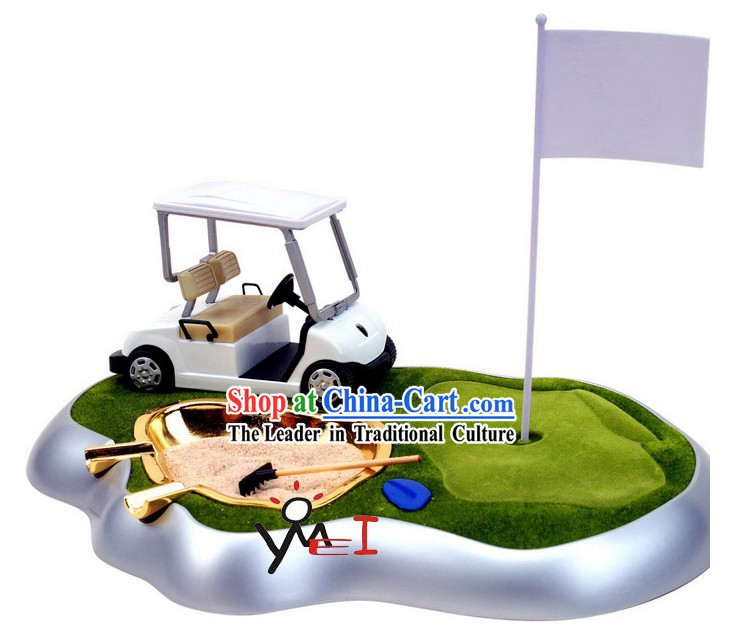 Golf Ashtray - Christmas and New Year Gift