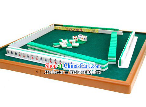 Portable Mahjong - Christmas and New Year Gift