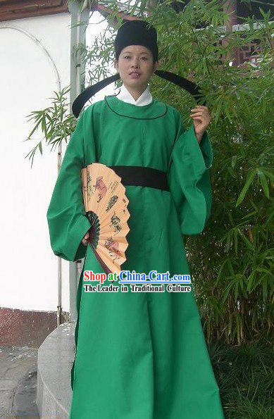 Chinese Classic Ancient Tang Dynasty Male Chinese Costume