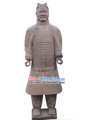Chinese Classical Terra Cotta Warrior 1(Reproduction)