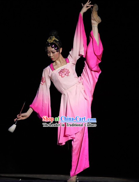Traditional Chinese Dance Costumes