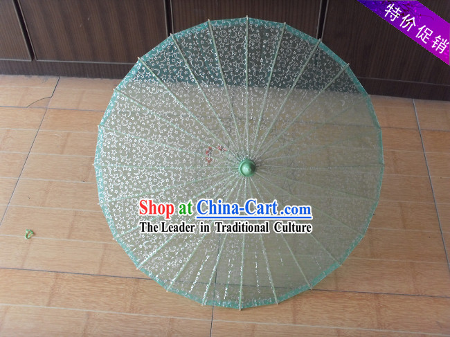 China Hand Made Silk Umbrella 5