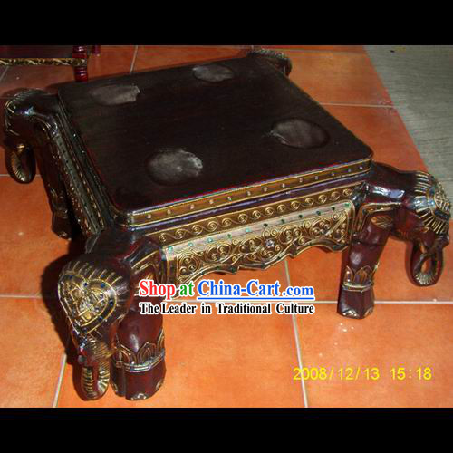 Traditional Asia Thai Teatable