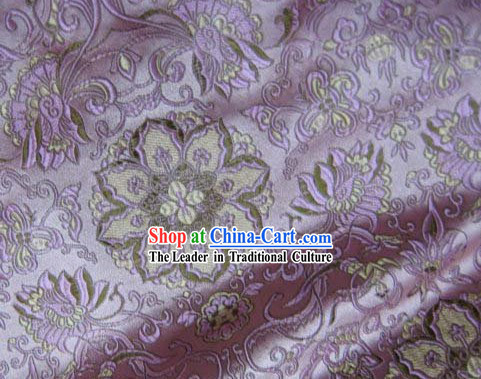 Chinese Traditional Fabric - Flower