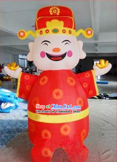 Large Inflatable Cai Shen Inflatable