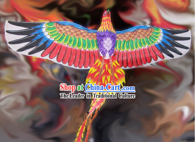 Traditional Chinese Phoenix Panying Kite