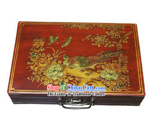 Top Chinese Mahjong Box and Mahjong Set