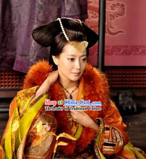 Ancient Chinese Empress Wig Set