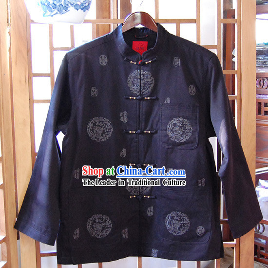 Traditional Chinese Men Clothes