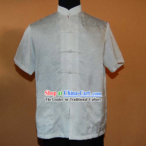 Chinese Tang Shirt for Men