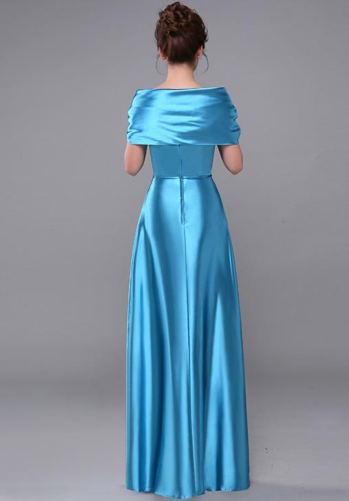 Classical Female Party Dress Choir Dress