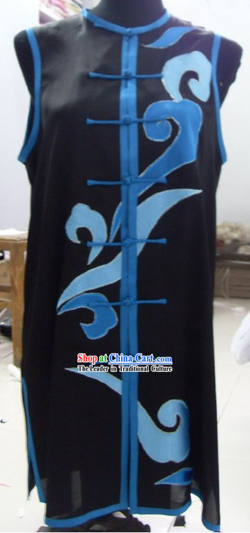 Chinese Embroidery Tai Chi Wushu Clothes