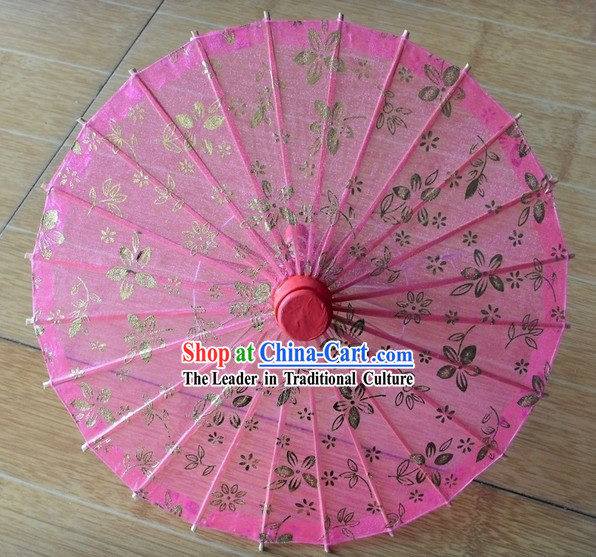 Chinese Traditional Hand Painted Umbrella for Kids