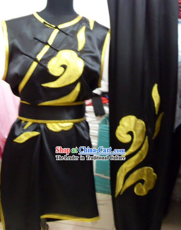 Southern Fist Nan Quan Competition Uniform Complete Set