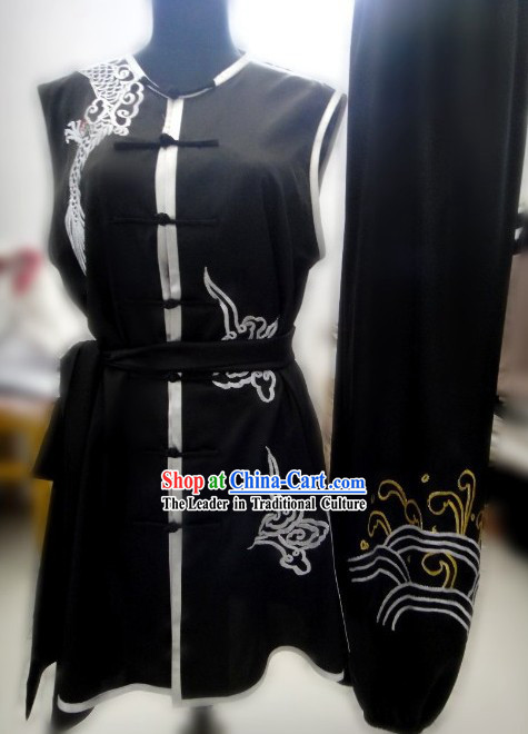 Southern Fist Nanquan Competition Uniform
