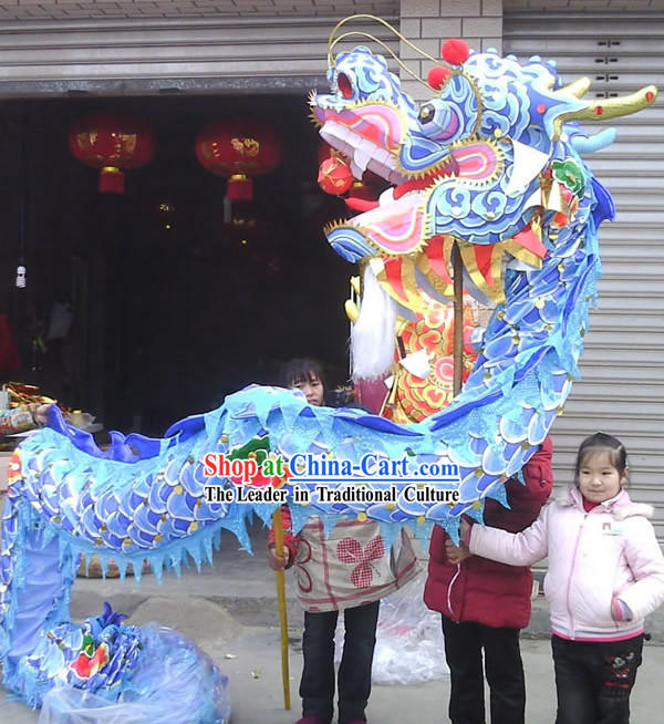 Beijing Olympic Games Dragon Dance Costume Complete Set