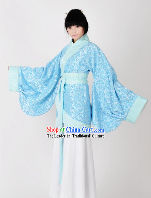 Ancient Chinese Imperial Princess Clothing Complete Set