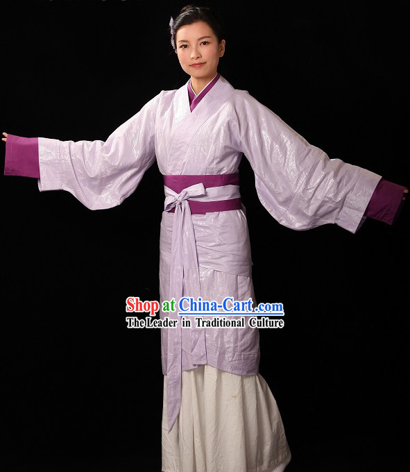 Traditional Chinese Wife Hanfu Clothing for Women