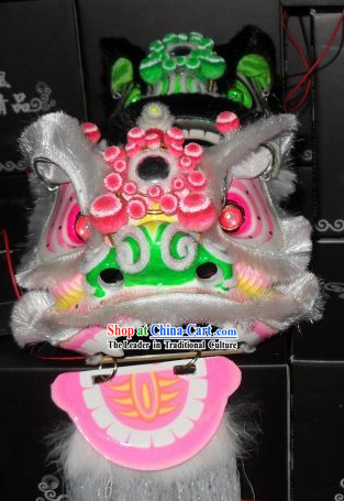 Electric Control Handmade Lion Dance Toy
