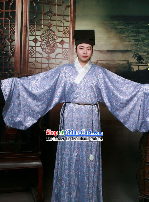 Ming Dynasty Hanfu Clothing for Men