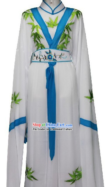 Chinese Guanyin Costumes Complete Set