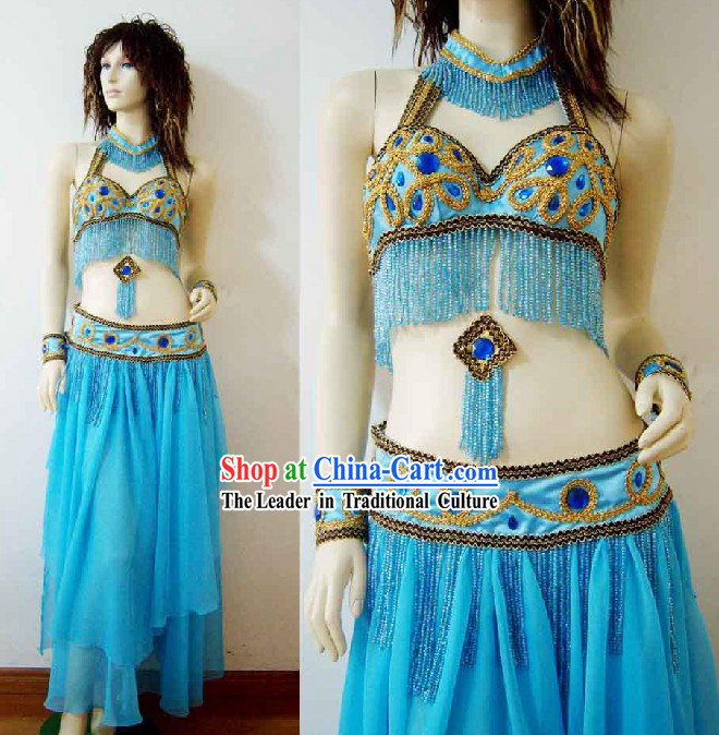 Supreme Belly Dance Costumes Complete Set