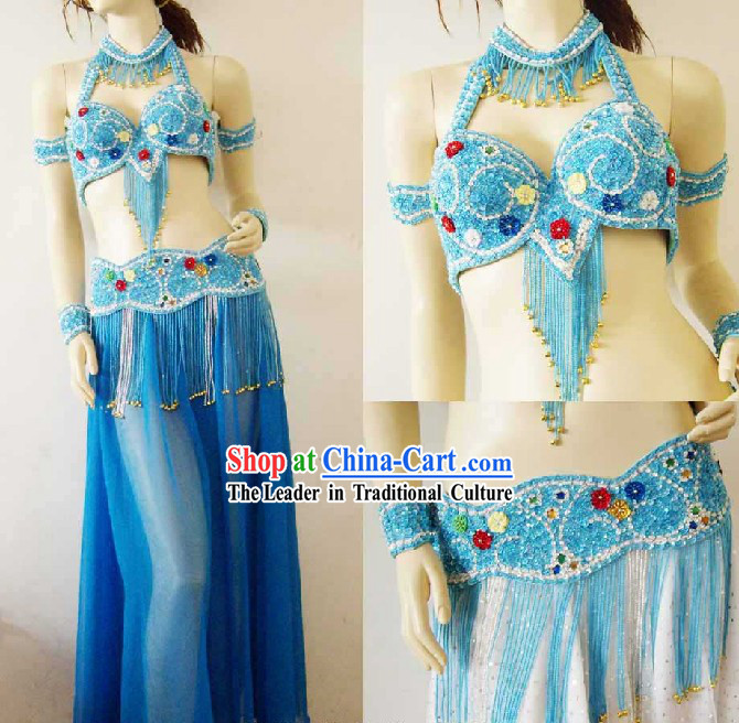 Traditional Belly Dance Costumes Complete Set