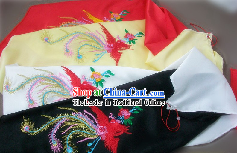 Chinese Embroidered Phoenix Tai Chi Sword Decoration Hangings