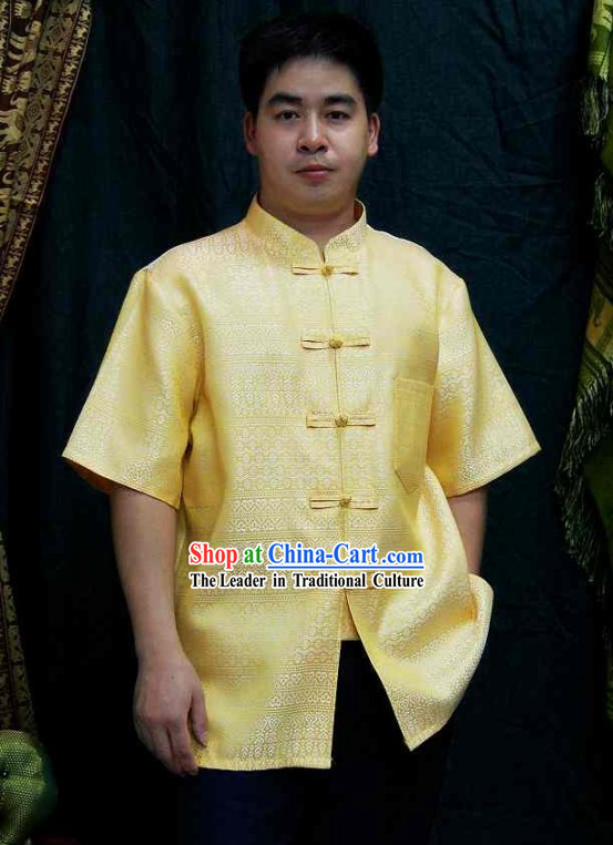 Traditional Thailand Men Dress